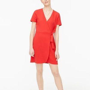 🆕️ NWT J.Crew Factory Faux Wrap Dress